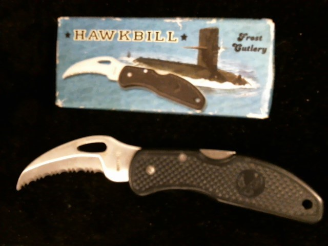 FROST CUTLERY Pocket Knife HAWKBILL