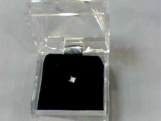 Gold-Diamond Earrings .20 CT. 14K Yellow Gold 0.2dwt