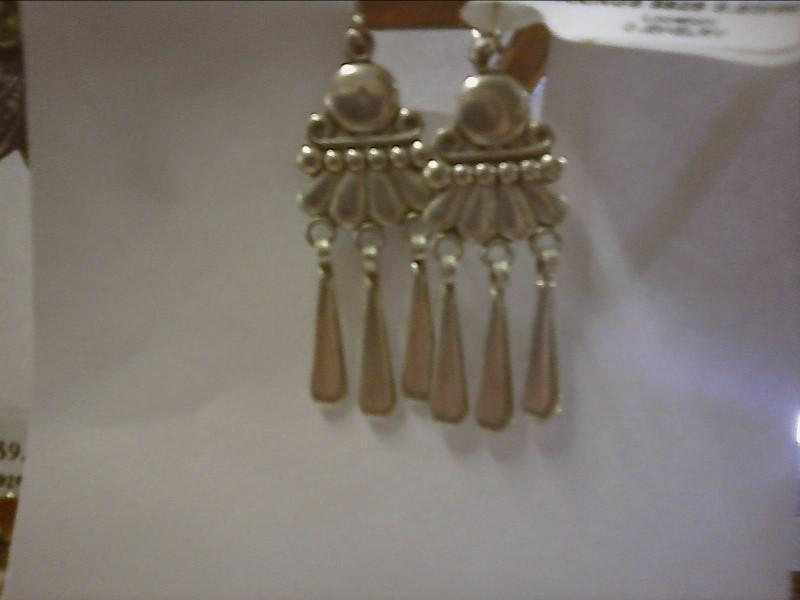 Silver Earrings 925 Silver 3.2dwt