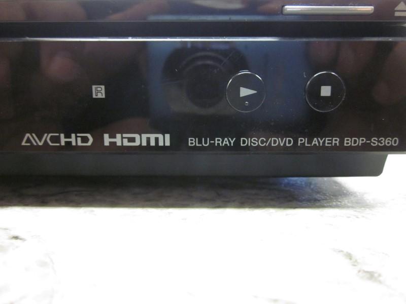 SONY BLU-RAY PLAYER BDP-S60