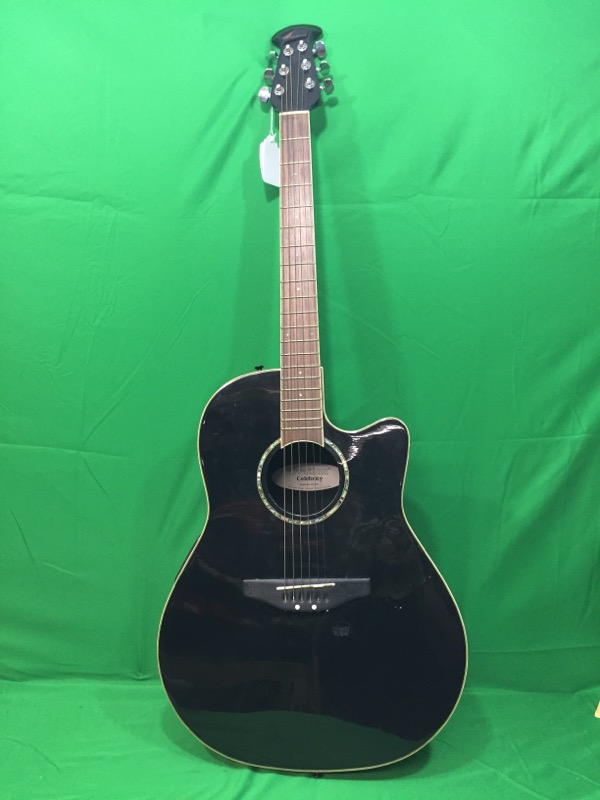 OVATION Electric-Acoustic Guitar GC057 CELEBRITY
