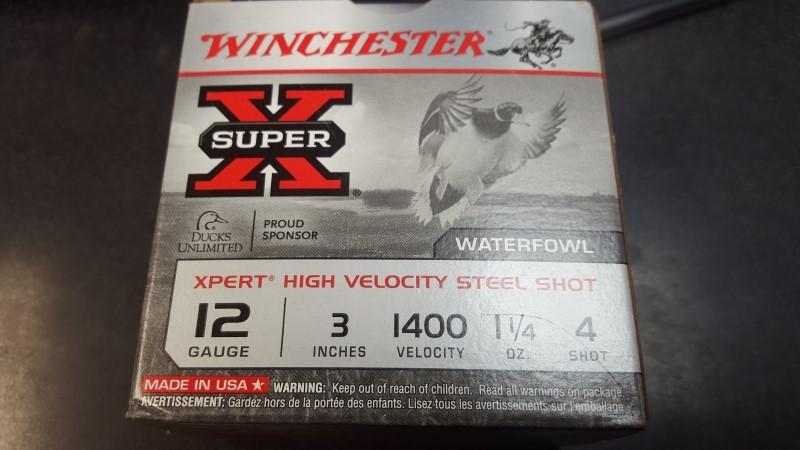 WINCHESTER Ammunition WEX123H4