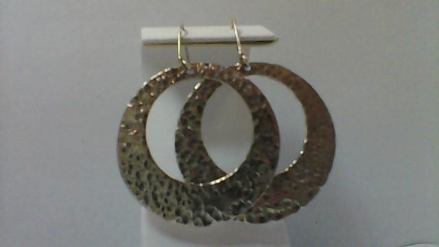 Silver Earrings 925 Silver 13.1g