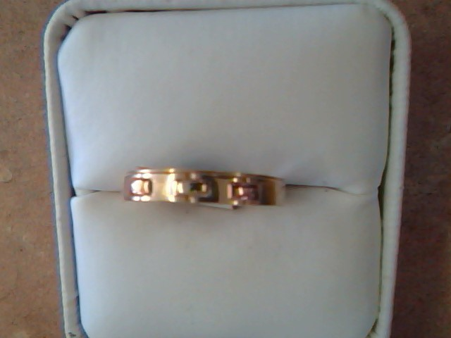 GOLD RING JEWELRY , 14KT, 3.20 G