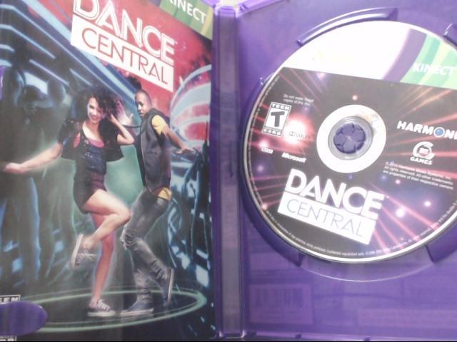 Dance Central (Microsoft Xbox 360, 2011)