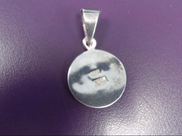 Silver Pendant 925 Silver 6.7g