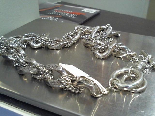Silver Chain 925 Silver 181.1g