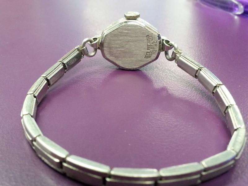GRUEN Lady's Wristwatch PRECISION WATCH