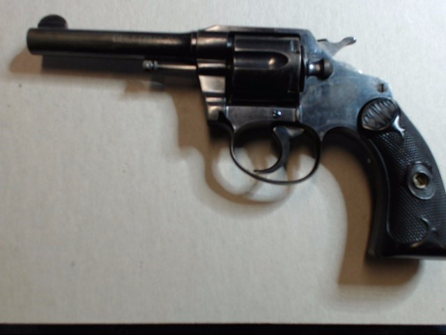 COLT Revolver POLICE POSITIVE