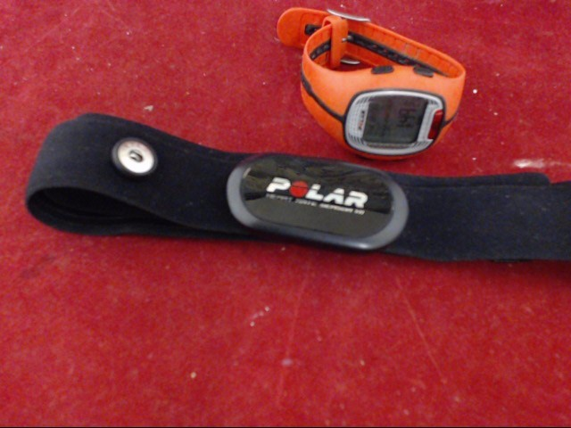 POLAR Gent's Wristwatch RS300X