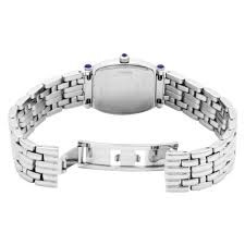 BULOVA STAINLESS STEEL DIAMOND MOTHER OF PEARL 96R39 WATCH
