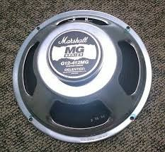 MARSHALL Speakers/Subwoofer G12-412MG