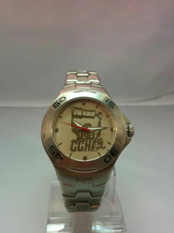 CCHA MENS WATCH S/10ATM