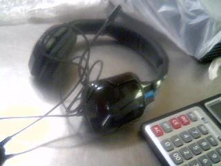 KAMA TRITTION HEADPHONES