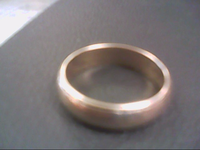 Lady's Gold Ring 10K Yellow Gold 3.3g