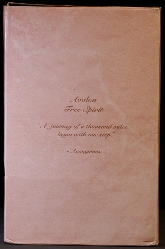 "1998 LIMITED EDITION SERAPHIM CLASSICS AVALON ""FREE SPIRIT"" ANGEL #78108"