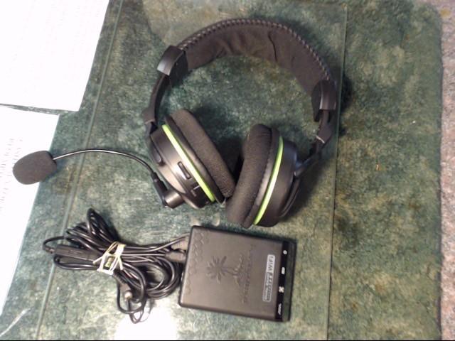 TURTLE BEACH Headphones EAR FORCE X42