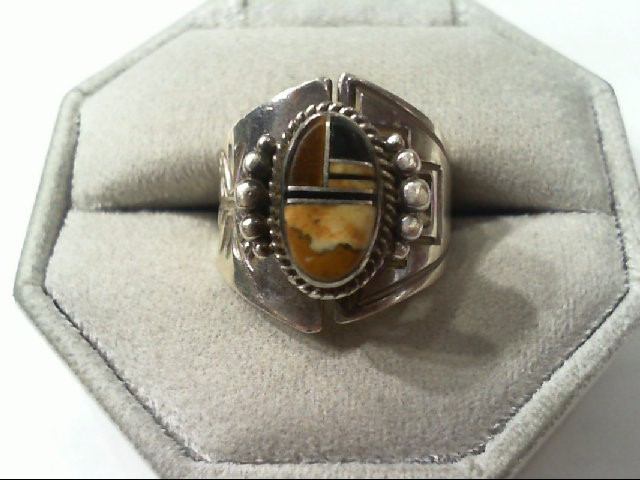Lady's Silver Ring 925 Silver 9.6g
