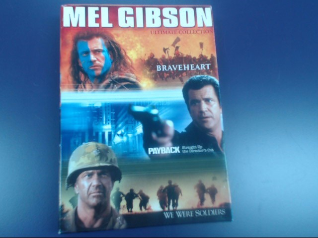 DVD BOX SET DVD MEL GIBSON ULTIMATE COLLECTION