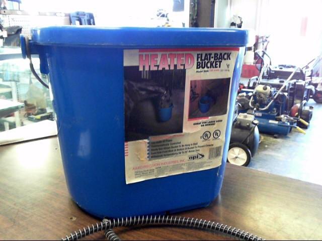 5 Gallon HEATED WATER BUCKET