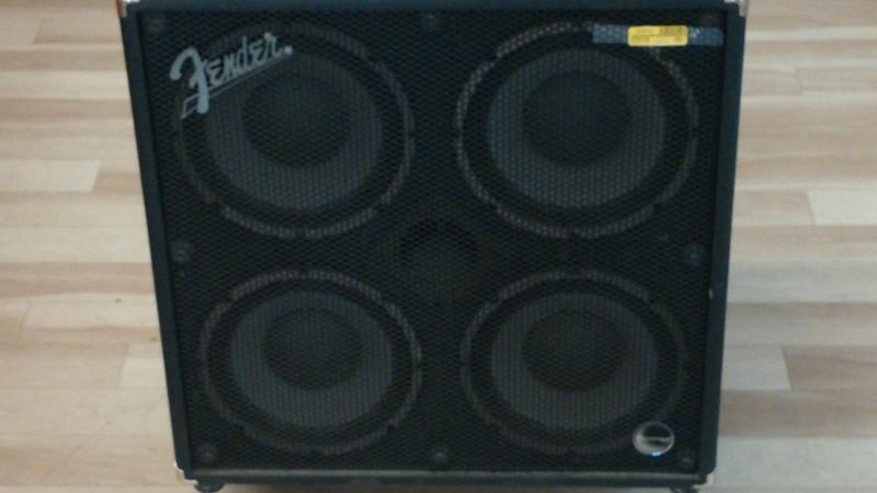 FENDER Bass Guitar Amp BASSMAN 410H
