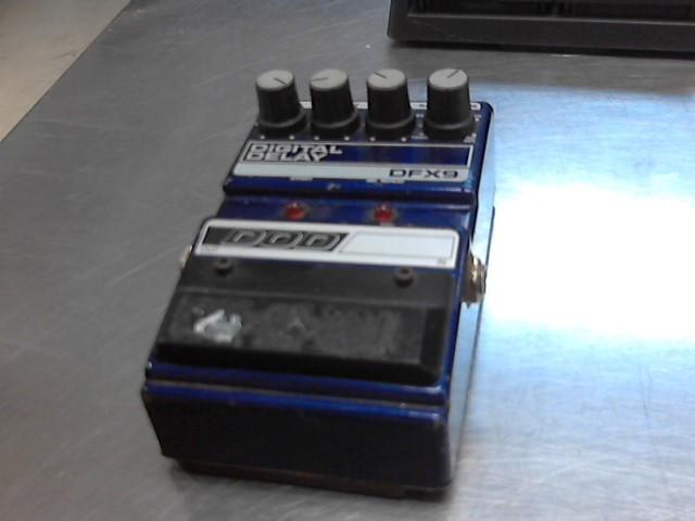 DOD Effect Equipment DFX9