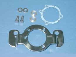 CCI/CHROME SPECIALTI 31499; 92UP BT AIR CLEANER BRKT FOR