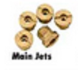 BIKER'S CHOICE 420424; 074MM MAIN JET (S&S)  **SELL BY 1 EACH**