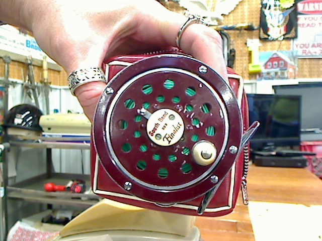 Antique SOUTHBEND 113 Fishing Reel 113 FINALIST REEL