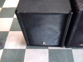 KUSTOM Boom Box K15E