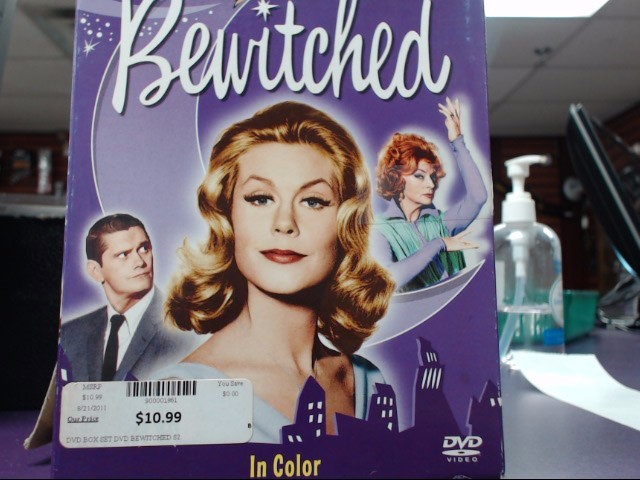 Bewitched Season Two 2 on DVD