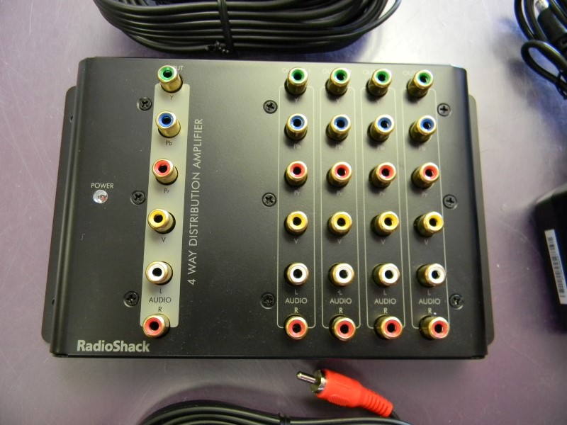 RADIO SHACK Home Theatre Misc. Equipment
