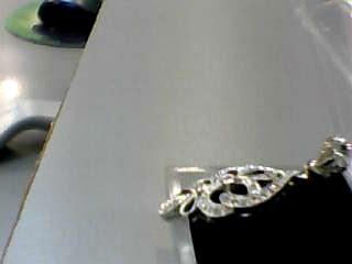 Gold-Multi-Diamond Pendant 52 Diamonds .260 Carat T.W. 14K White Gold 2.9dwt