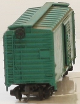 ATHEARN 1223 40 FT BOX CAR GREAT NORTHERN #27024 FREIGHT CAR HO