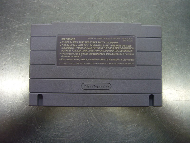 NINTENDO SNES Game HOME ALONE 2 LOST IN NEW YORK *CARTRIDGE ONLY*