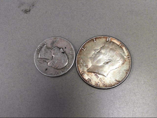 UNITED STATES Silver Coin SILVER - .900 COINS MIXED DATES / TYPES