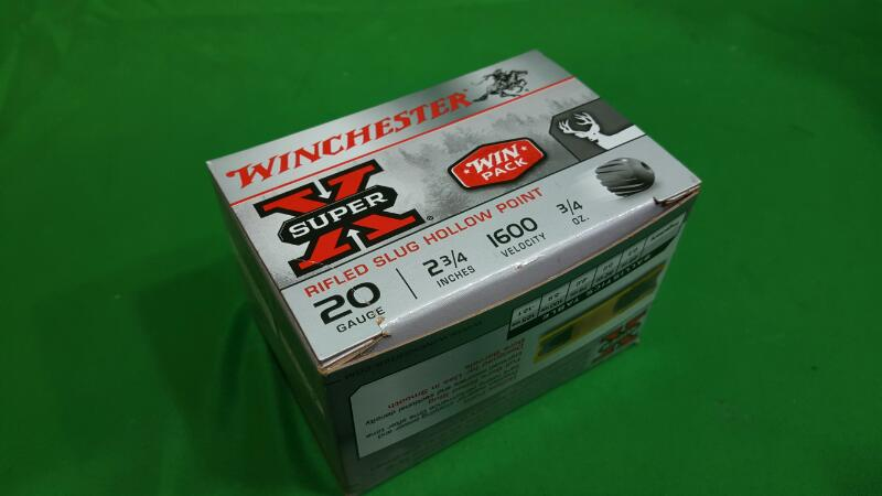 WINCHESTER Ammunition X20RSM5