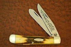 CASE KNIFE Pocket Knife 5254SSP