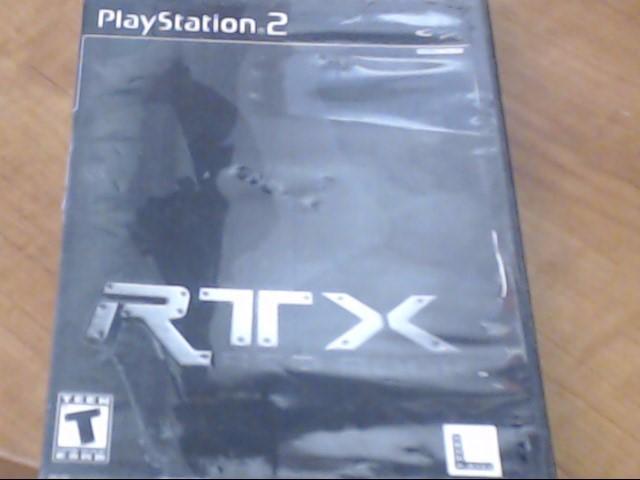 SONY Sony PlayStation 2 RTX RED ROCK