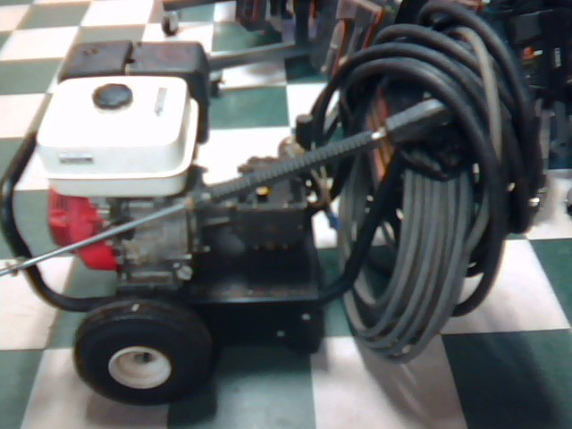 HONDA Pressure Washer PRESSURE WASHER