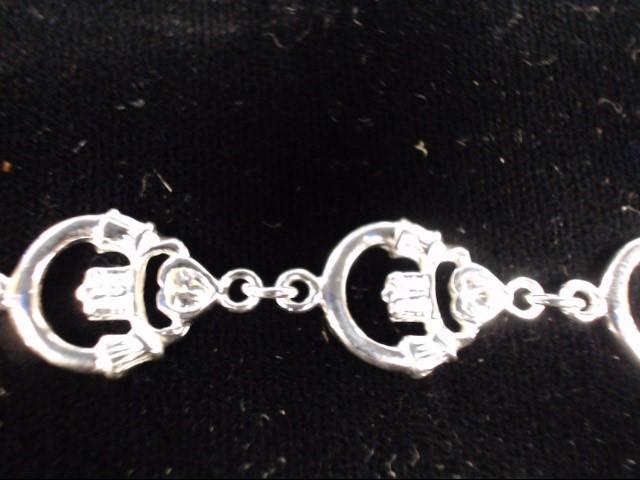 Silver Bracelet 925 Silver 8.9g