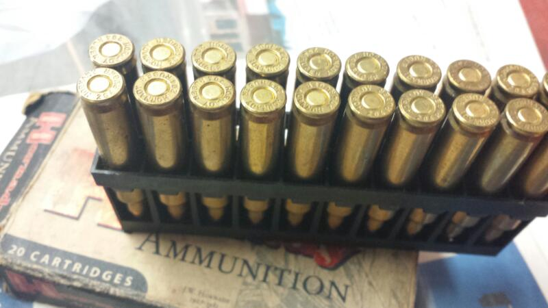 HORNADY Ammunition 204 RUGER