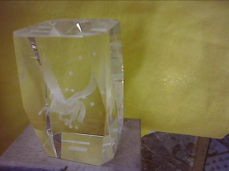 3D GLASS ART