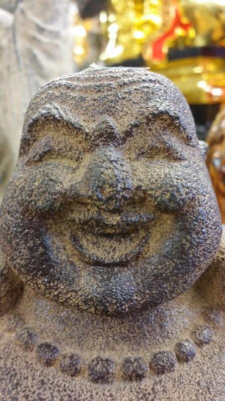 Seated Happy Buddha by Benjamin International