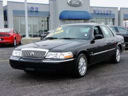 MERCURY Car GRAND MARQUIS LS