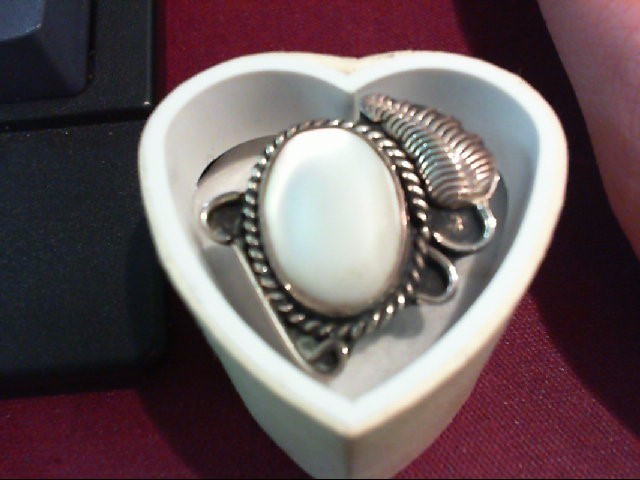 Lady's Silver Ring 925 Silver 6.6g