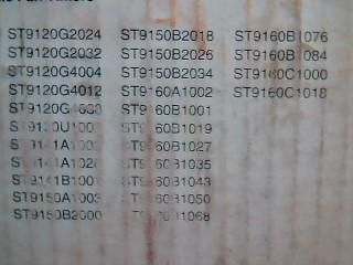 HONEYWELL ST9120U 1011