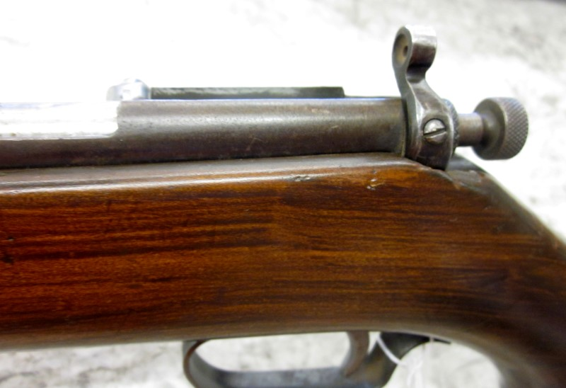 CONTINENTAL ARMS RIFLE 1933