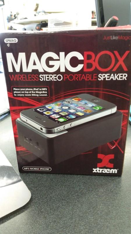 XTRAEM IPOD/MP3 Accessory SPMAG