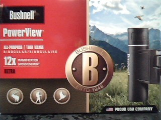 BUSHNELL Binocular/Scope 13-1225
